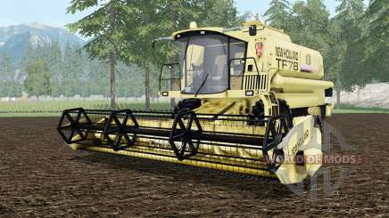 New Holland TF78 vanilla for Farming Simulator 2015