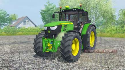 John Deere 6150M for Farming Simulator 2013