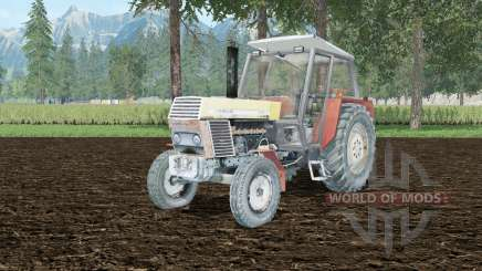 Ursus 1212 new york pink for Farming Simulator 2015
