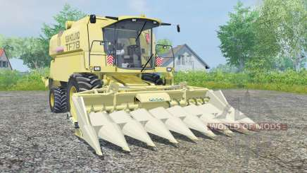 New Holland TF78 primrose for Farming Simulator 2013