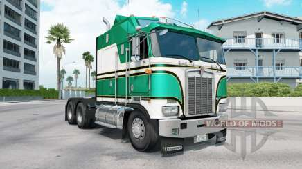 Kenworth K100E munsell green for American Truck Simulator