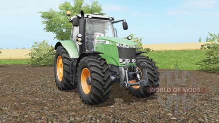 Massey Ferguson 7719-7726 color selection for Farming Simulator 2017