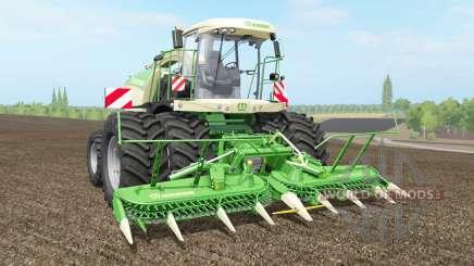 Krone BiG X 480-630 for Farming Simulator 2017