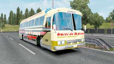 Decaroli Magirus-Deutz for Euro Truck Simulator 2
