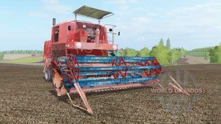 Bizon Super Z056 PGR for Farming Simulator 2017