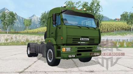Kama-5460 for Farming Simulator 2015