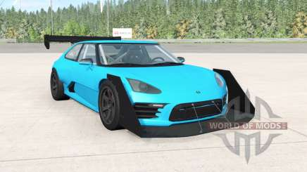 Hirochi SBR4 OMPW v0.5.1 for BeamNG Drive
