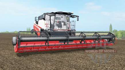 RSM 161 light red okra for Farming Simulator 2017
