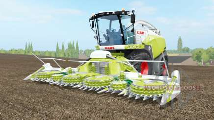 Claas Jaguar 800 series for Farming Simulator 2017