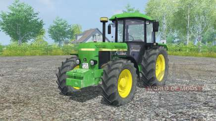 John Deere 3650 pigment green for Farming Simulator 2013