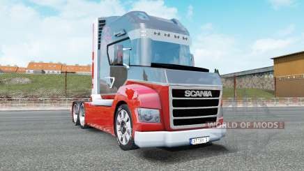 Scania Stax for Euro Truck Simulator 2