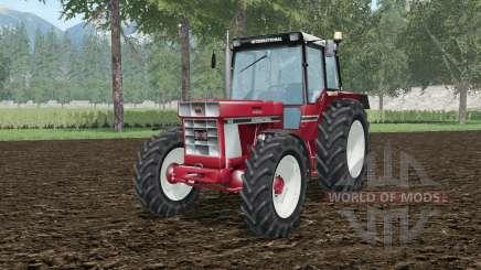 International 955 A FL console for Farming Simulator 2015