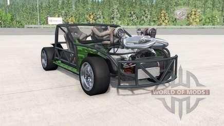 Ibishu 200BX Deathkart v1.2 for BeamNG Drive