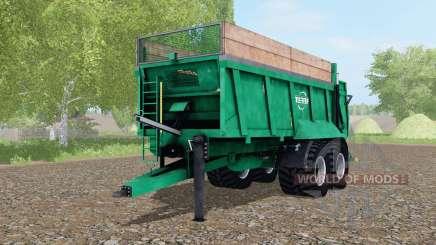 Tebbe HⱾ 180 for Farming Simulator 2017