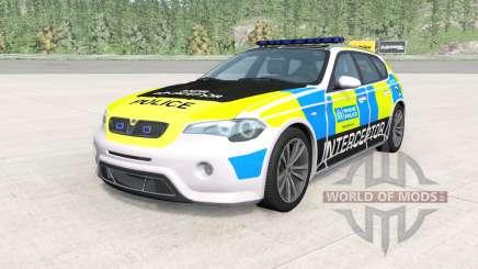 ETK 800-Series ANPR Interceptor Police v0.3 for BeamNG Drive