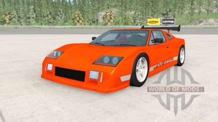 Civetta Bolide Evolution v0.69420 for BeamNG Drive