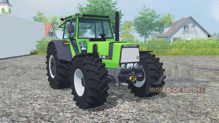 Deutz DX 145 FL console for Farming Simulator 2013