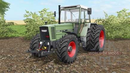 Fendt Farmer 300&312 LSA Turbomatik for Farming Simulator 2017