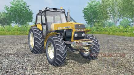 Ursus 1614 orange yellow for Farming Simulator 2013