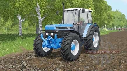 Ford 8340 PowerStar SLE for Farming Simulator 2017
