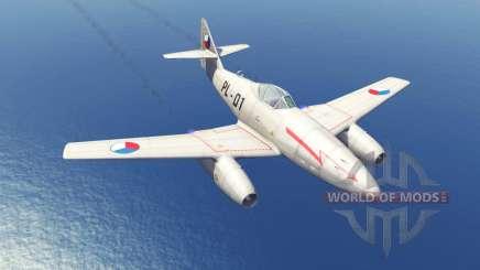 Messerschmitt Me.262 v1.1 for BeamNG Drive