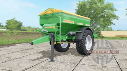 Amazone ZG-B 8200 v1.1 for Farming Simulator 2017