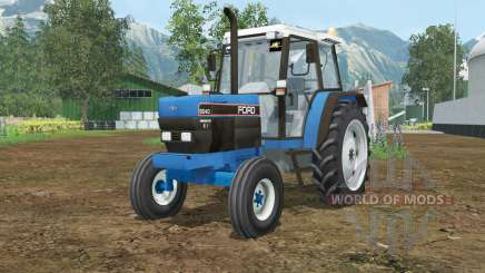 Ford 6640 Powerstar SLE for Farming Simulator 2015