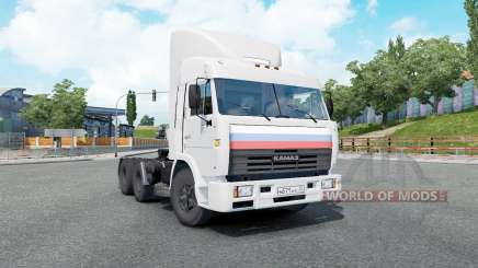 Kama-54115 for Euro Truck Simulator 2