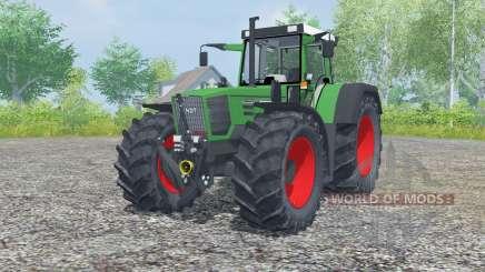 Fendt Favorit 824 Turboshifƭ for Farming Simulator 2013
