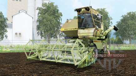SK-5 Нивᶏ for Farming Simulator 2015
