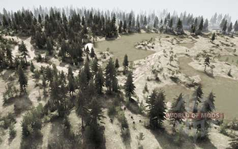 In the Outback for Spintires MudRunner