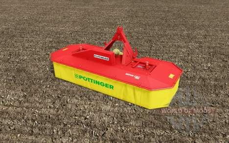 Pottinger NovaCat 260 for Farming Simulator 2017