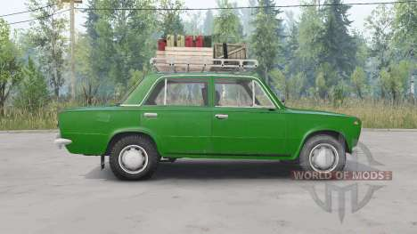 VAZ-2101 Zhiguli for Spin Tires