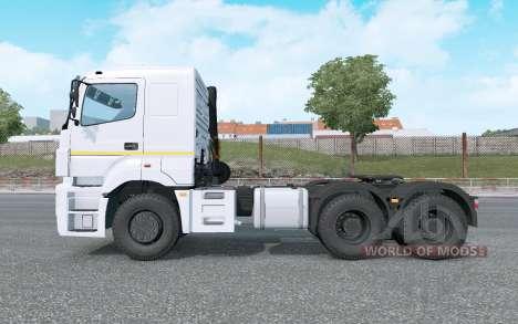 KamAZ-65806 for Euro Truck Simulator 2