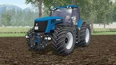 JCB Fastrac 8310 sapphire blue for Farming Simulator 2015