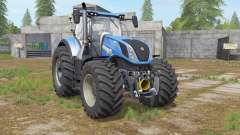 New Holland T7.290&T7.315 HeavyDuty for Farming Simulator 2017