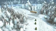 Shibir winter for MudRunner