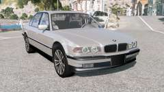 BMW 750iL (E38) 1999 for BeamNG Drive