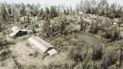 Forestry for MudRunner