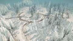 Snow Plains for MudRunner