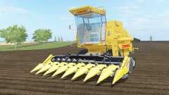 New Holland Clayson 8050 for Farming Simulator 2017