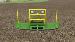 Frontgewicht John Deere for Farming Simulator 2017