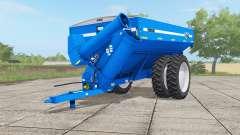 Kinze 1050 gradus blue for Farming Simulator 2017