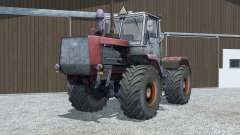 T-150K moderately red for Farming Simulator 2013