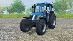 New Holland T4050 front loader for Farming Simulator 2013