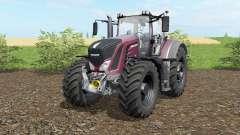 Fendt 930-939 Vario solid pink for Farming Simulator 2017