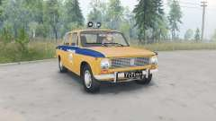 VAZ-2101 Lada GAI USSR for Spin Tires