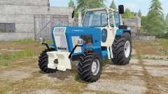 Fortschritt ZT 303-D star command blue for Farming Simulator 2017
