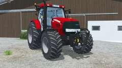 Case IH Puma 230 CVX vivid red for Farming Simulator 2013