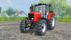 Massey Ferguson 5475 red for Farming Simulator 2013